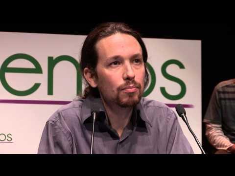 Pablo Iglesia, Podemos