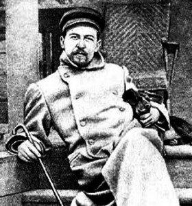 Cuento, Antón Chéjov, La tristeza