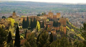 Cuento, Washington Irving, Gobierno de la Alhambra