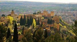 Cuento, Washington Irving, Gobierno de la Alhambra