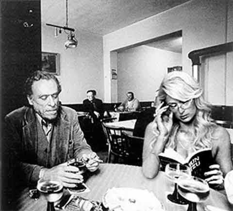 La chica más guapa, un cuento de Charles Bukowski