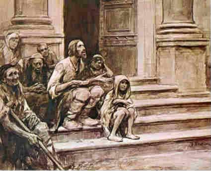 José Sánchez Rincón, mendigo, cuento