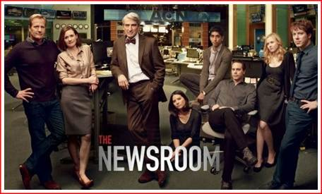 The Newsroom, Francisco Rodríguez Criado