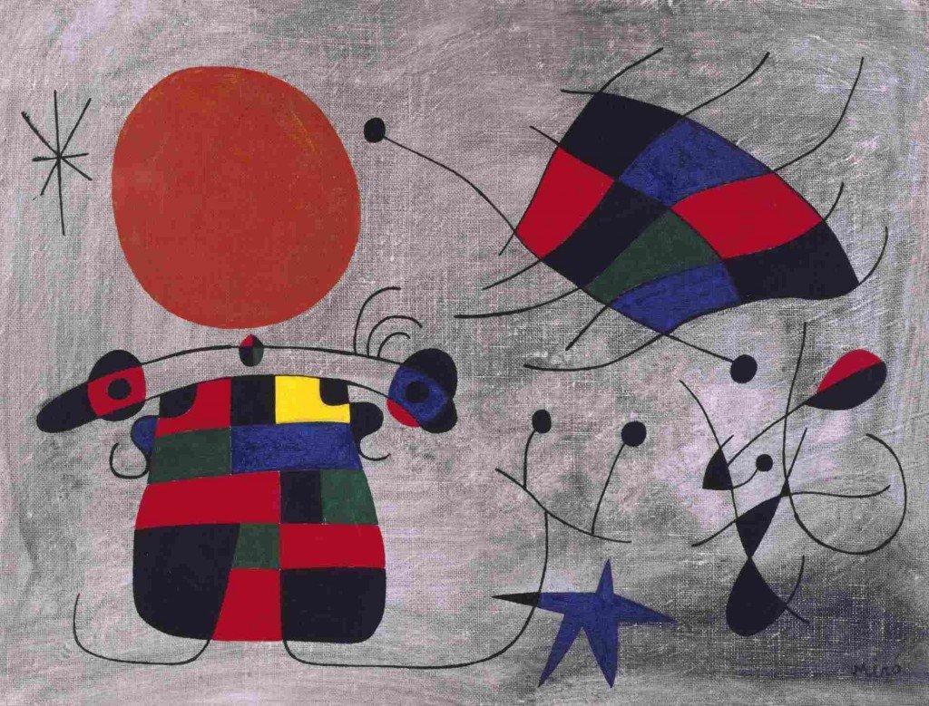 Miró, Reina Sofía