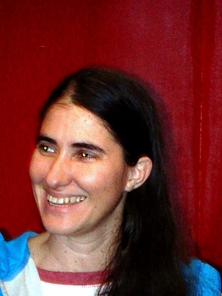 Yoani Sánchez, Gloria Díez, Fernando Tellado