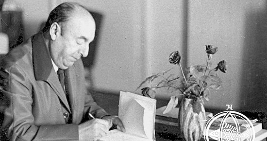 Pablo Neruda, Ernesto Bustos Garrido