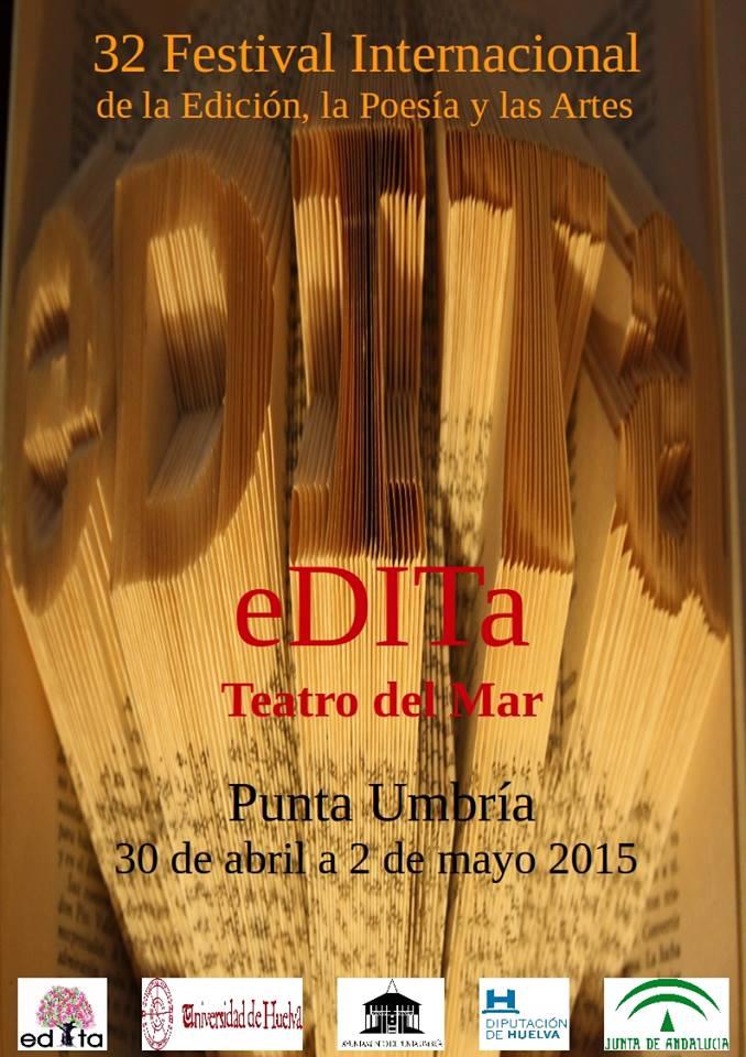 EDITA Punta Umbría, Festival Internacional de la Edición, la Poesía y las Artes