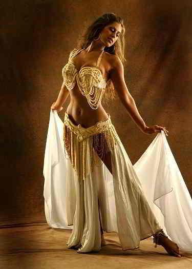 corrección de estilo, la danza del vientre