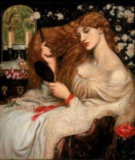 Cuento Anatole France, La dama de Verona