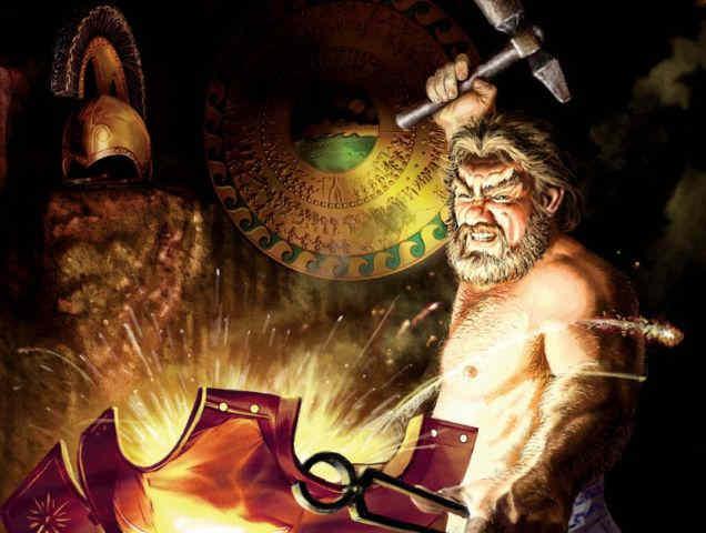 Vulcano, la cojera de Dios