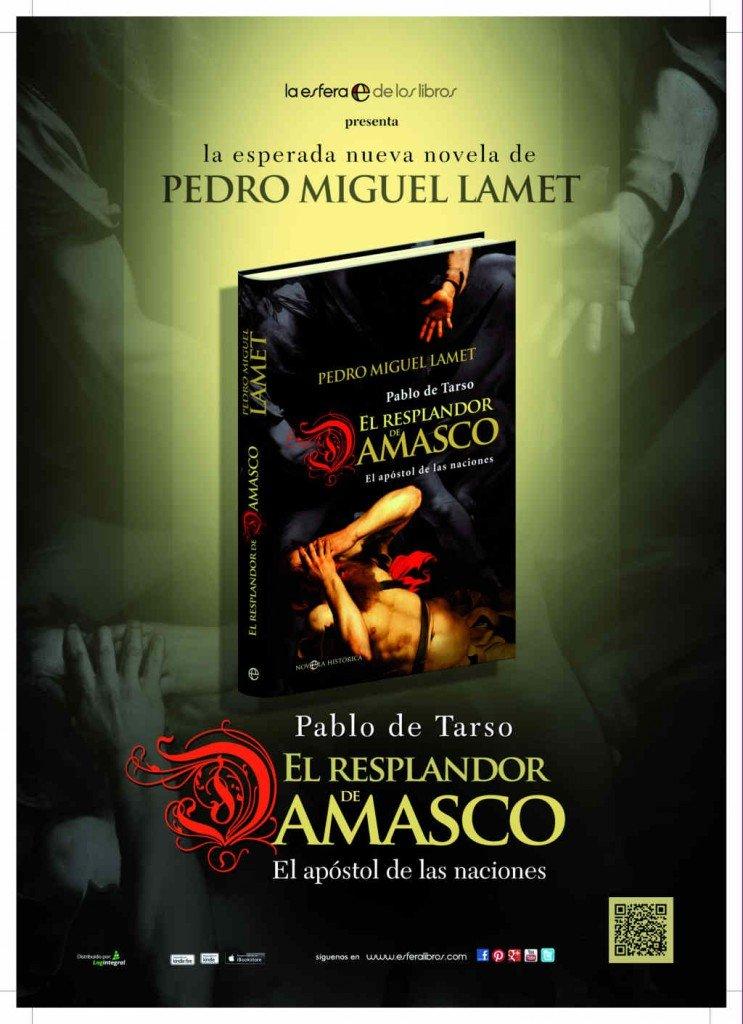 Pedro Miguel Lamet, Pablo de Tarso