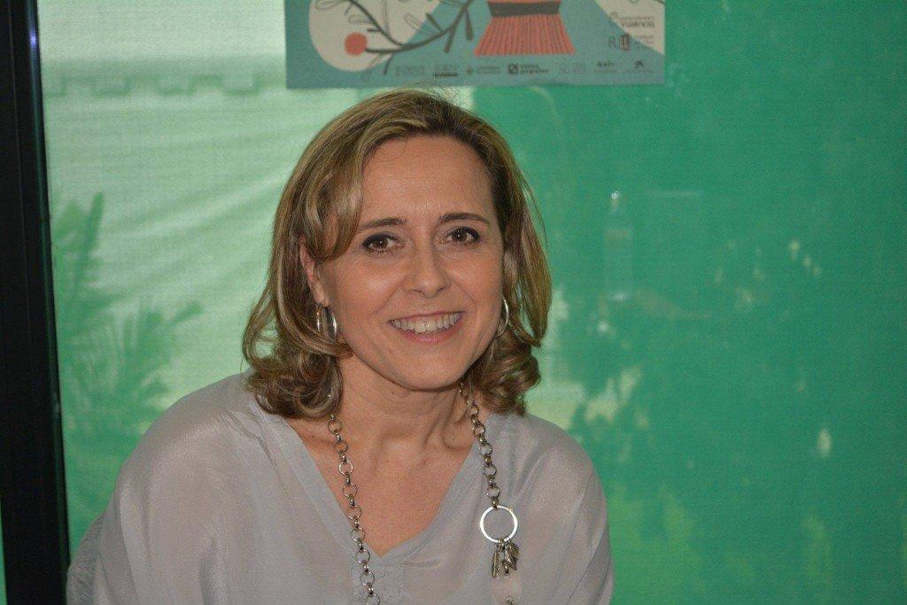 Entrevista literaria a Ana Añón