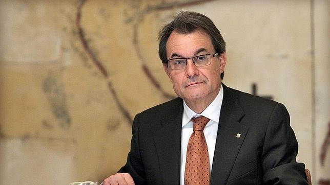 Artur Mas, Cataluña en su laberinto