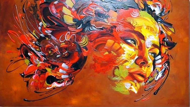 Poema, Ana Baliñas, El amor de la Reina de las Nieves