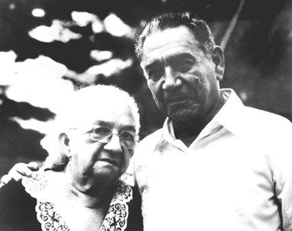 Padres de Gabriel García Márquez