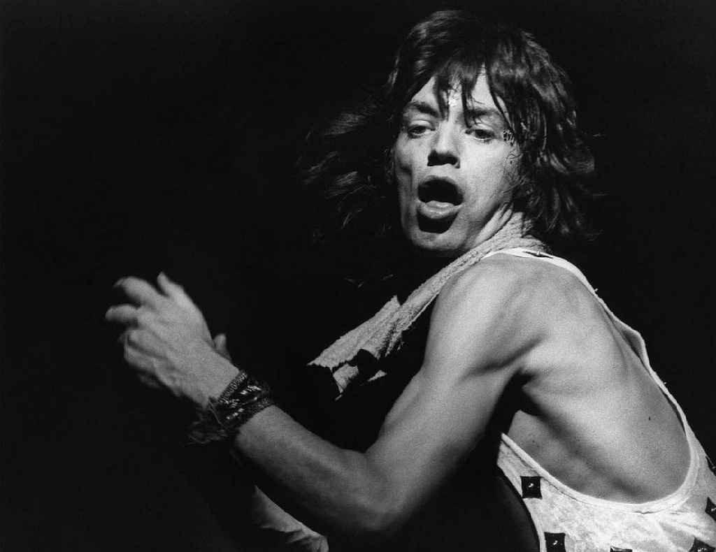 Mick Jagger, La importancia de la música, microrrelato, Martín Gardella