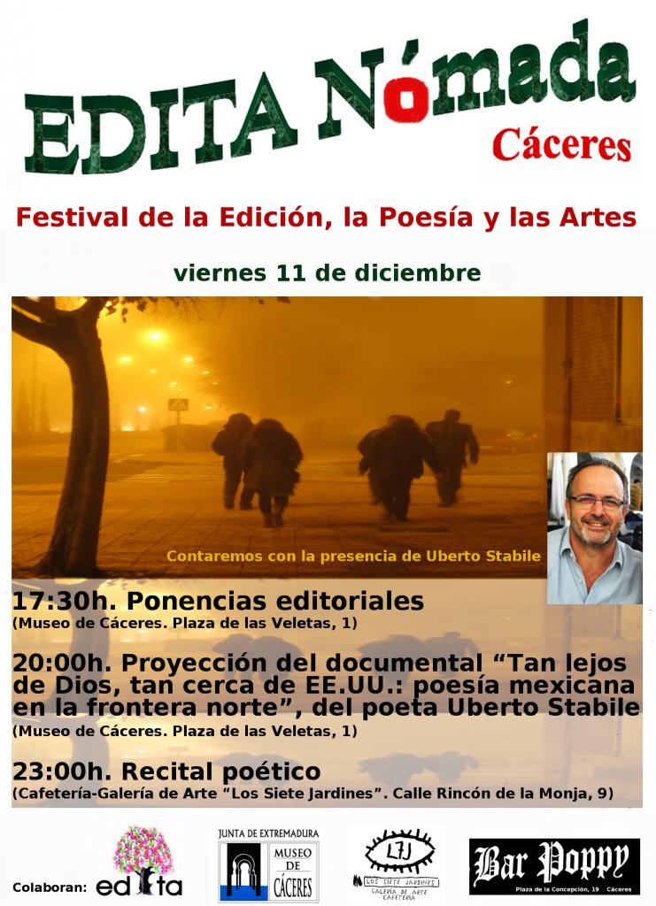 EDITA Nómada Cáceres