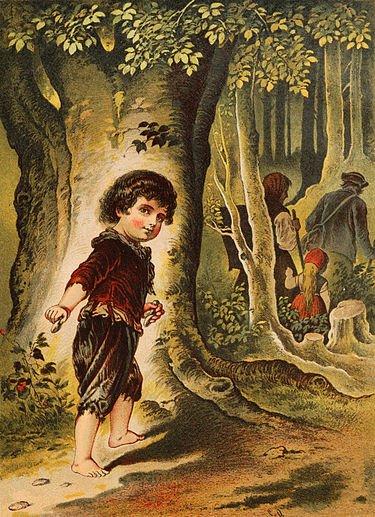 Hansel y Gretel cuentos infantiles