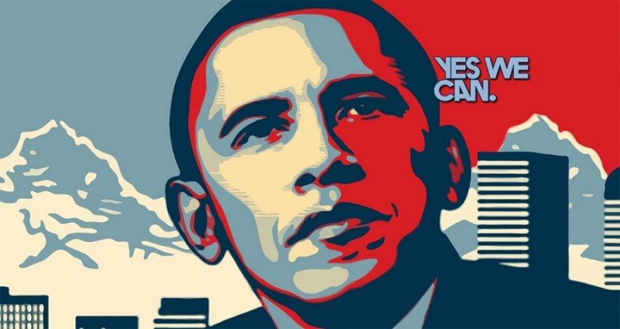 camaña electoral, Obama, corrector de estilo