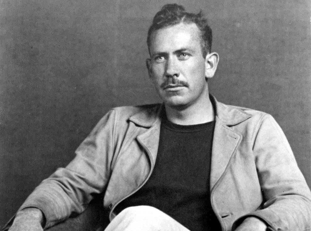 cuento escondido, John Steinbeck