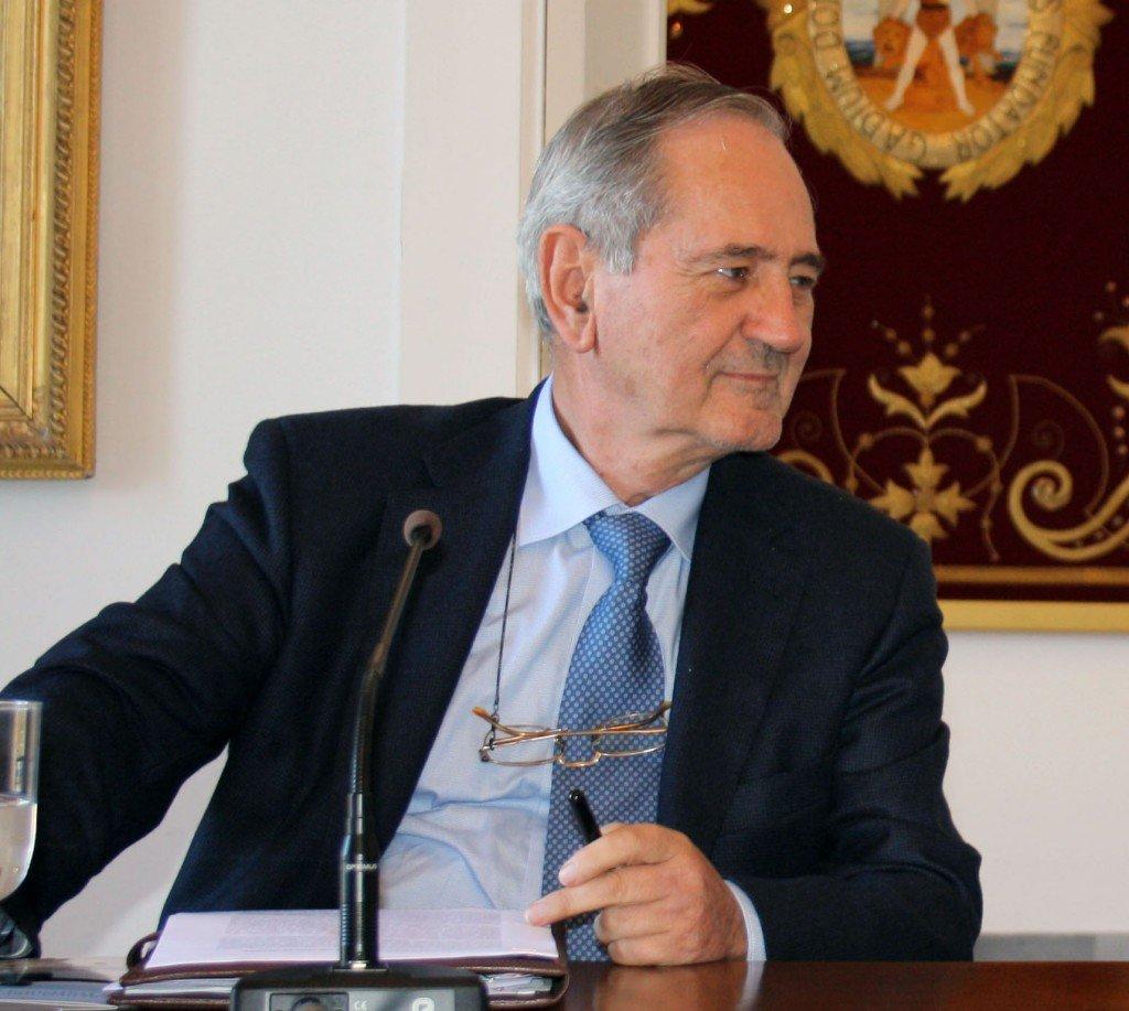 Periodista Miguel Ángel Velasco.