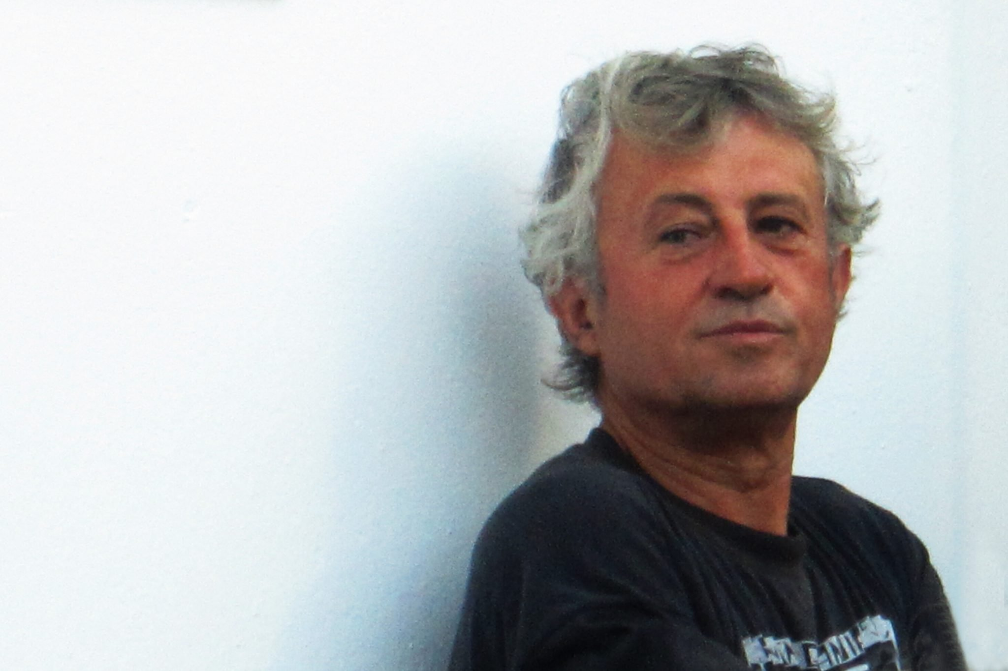 Poema, Eladio Orta, Nos pusimos ciegos