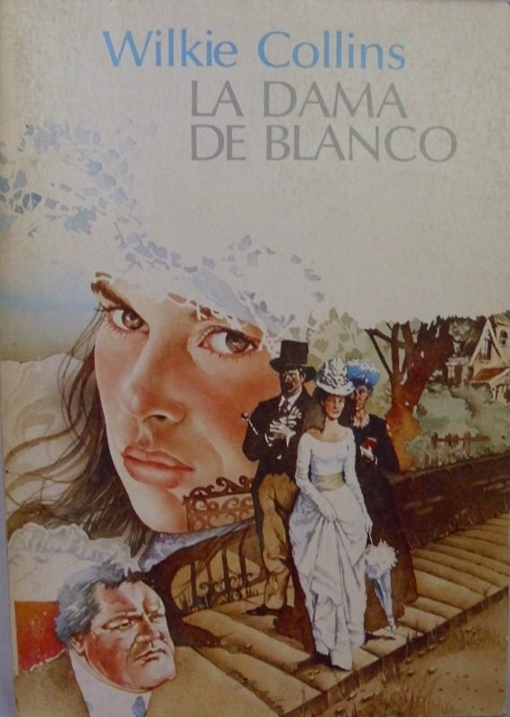 La dama de blanco, de Wilkie Collins