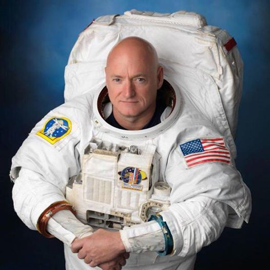 Astronauta Scott Kelby
