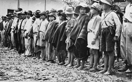 Niños guerrilleros en Tolima (1953)