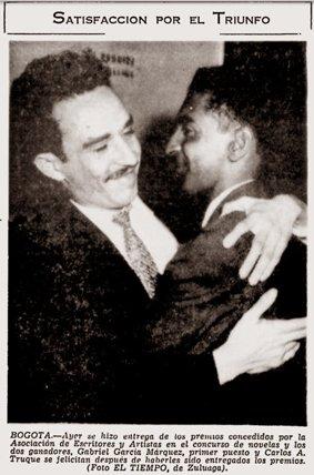 Gabriel García Márquez, Carlos Arturo Truque