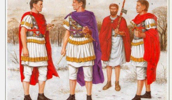 La guardia pretoriana
