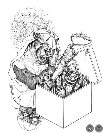 Ilustración de Charles da Ponte