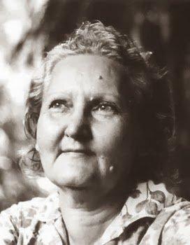 Escritora Josefina Pla