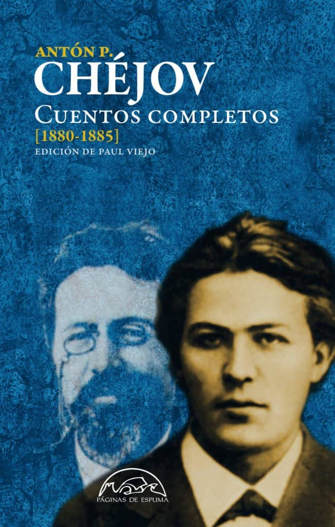 Cuentos completos, Antón Chéjov, Páginas de Espuma