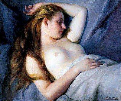 El pecho desnudo, cuento, Italo Calvino
