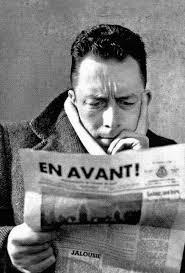 Albert Camus, microrrelato