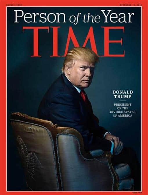 Un cuento sobre Donald Trump, Life