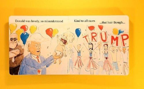 Un cuento sobre Donald Trump