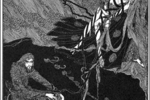 El cuervo, Allan Poe en estado puro