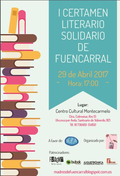 Certamen Literario Solidario de Fuencarral
