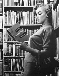 La biblioteca de Marilyn Monroe 1