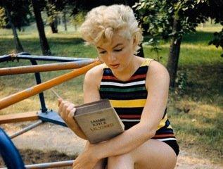 La biblioteca de Marilyn Monroe 2