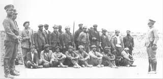 Obreros de la Patagonia