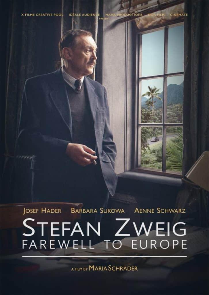 Stefan Zweig, lejos de Europa
