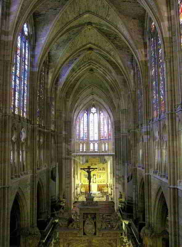 Catedral de León, Morales Malmierca