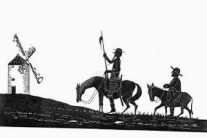 Cuatro microrrelatos de Marco Denevi sobre Cervantes