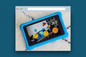 Funda infantil para Tablet Fire 7