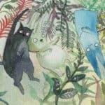 <b>Cuento infantil de Margarita Schultz: Neko, Kashikoi y la escuela para conejos</b>