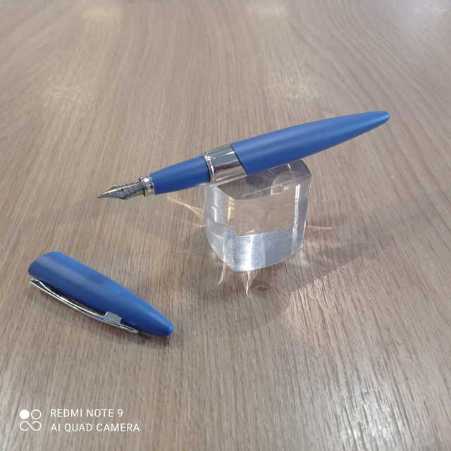 pluma colección El Mundo, Radiant Blue