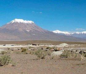 cuentos quechua, planta azufrera